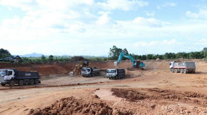 Work Begins On New Kampot Landfill Site