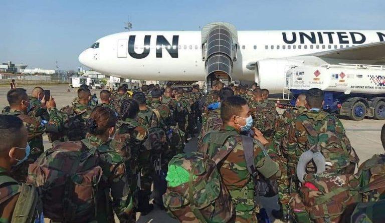 Cambodian UN Peacekeeper Injured In Lebanon