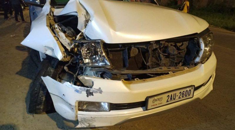 Triple VIP Drunk Driver Caught Escaping Crash Scene