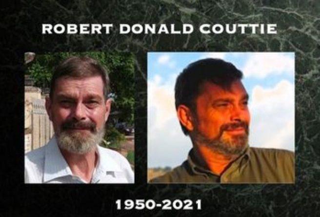 RIP Former Kampot Expat Bob Couttie