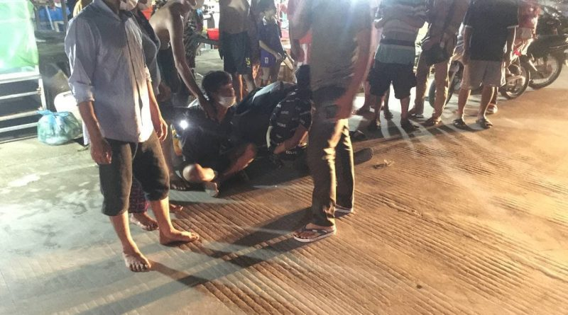 Pistol Pulling Pair Cuffed After Meanchey Market Kerfuffle