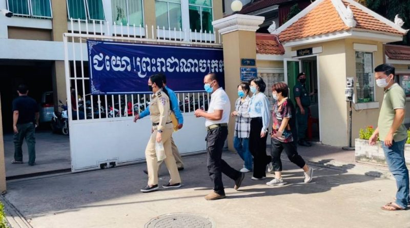 Three Chinese 'Baby Smugglers' In Court