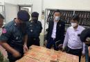 Huge Drug Shipment Seized From Koh Kong Fishing Boat